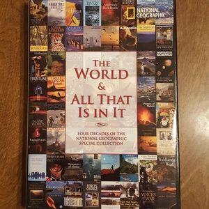 2009 THE WORLD & ALL THAT'S IN IT HARDCOVER